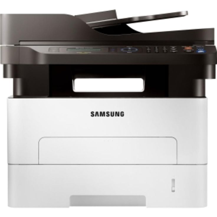 Samsung Xpress SL-M2875FW Laser MultiFunction Printer Monochrome Plain Paper Print Desktop Printer Scanner Copier
