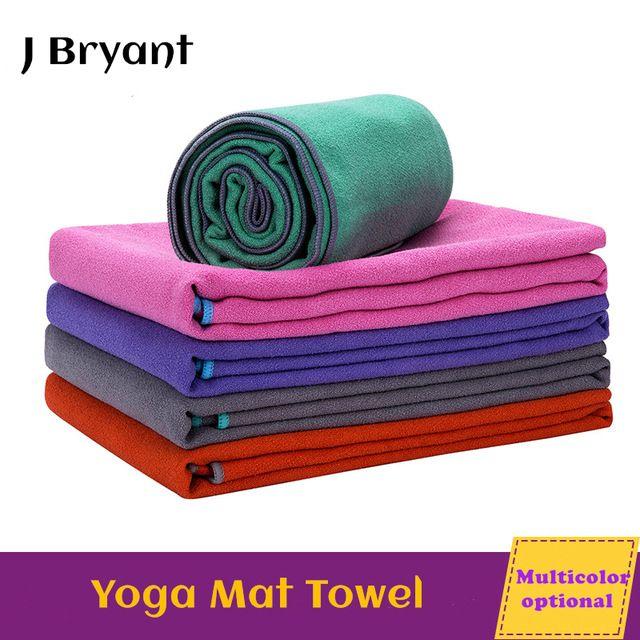 Discount Today $16.70, Buy Yoga Mat Towel Large Microfiber Towel Dance Mat Yoga Tapete Beach Non Slip Tapis Gym High Quality 2017 New 183*61 For Hot Yoga