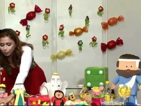 Tia Jô da dicas de entretenimento para as crianças durante as Férias - YouTube