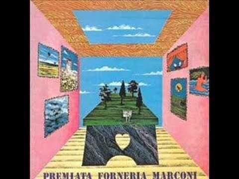 Premiata Forneria Marconi -- Appena Un Po'
