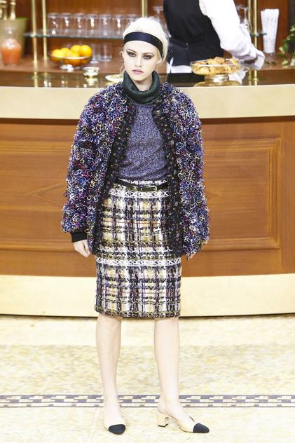 Chanel Ready To Wear Fall Winter 2015 Paris