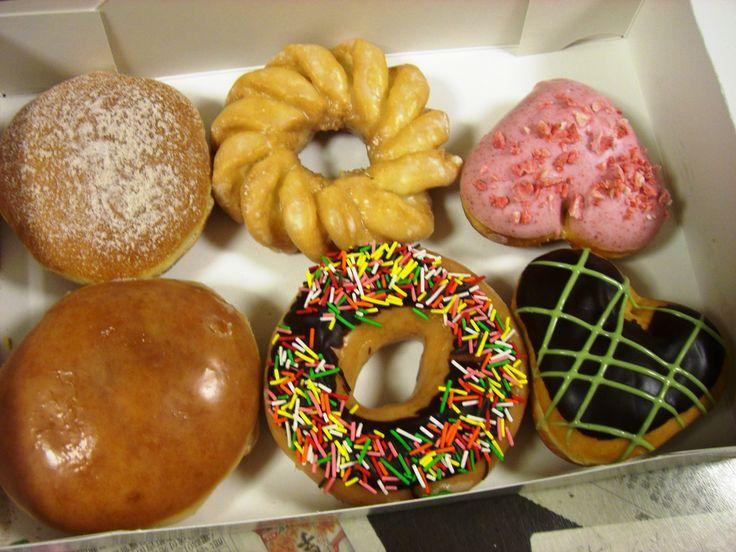 Cream donuts filled lesbian