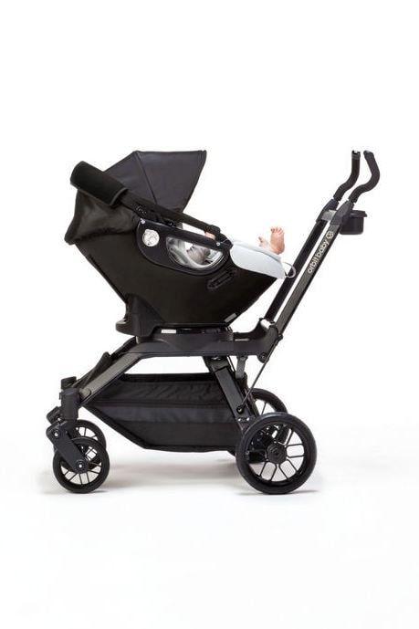 Poussette châssis et siège auto G3 d'Orbit Baby