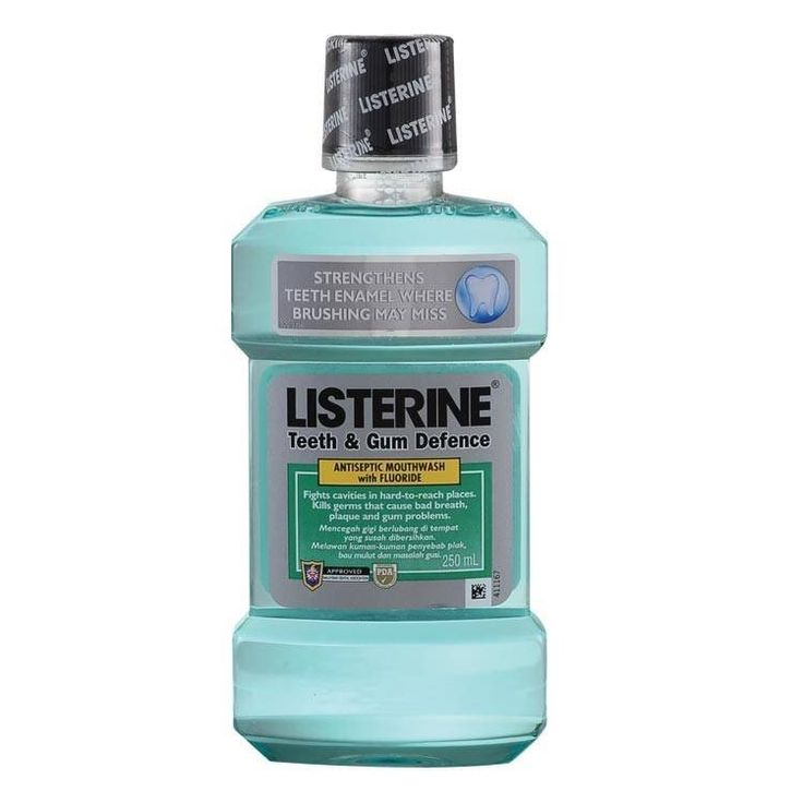 Listerine Cavity Fighter Mouthwash Buy Online at Best Price in India: BigChemist.com
