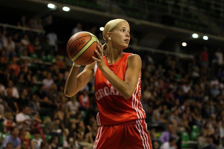 basketball Antonija Misura Croatia baloncesto femenino