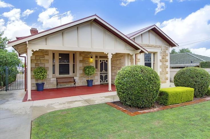 Bungalow Facade Australian Homes Next At Home Little