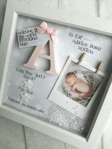 Idée cadeau baby shower   – Kinderzimmer