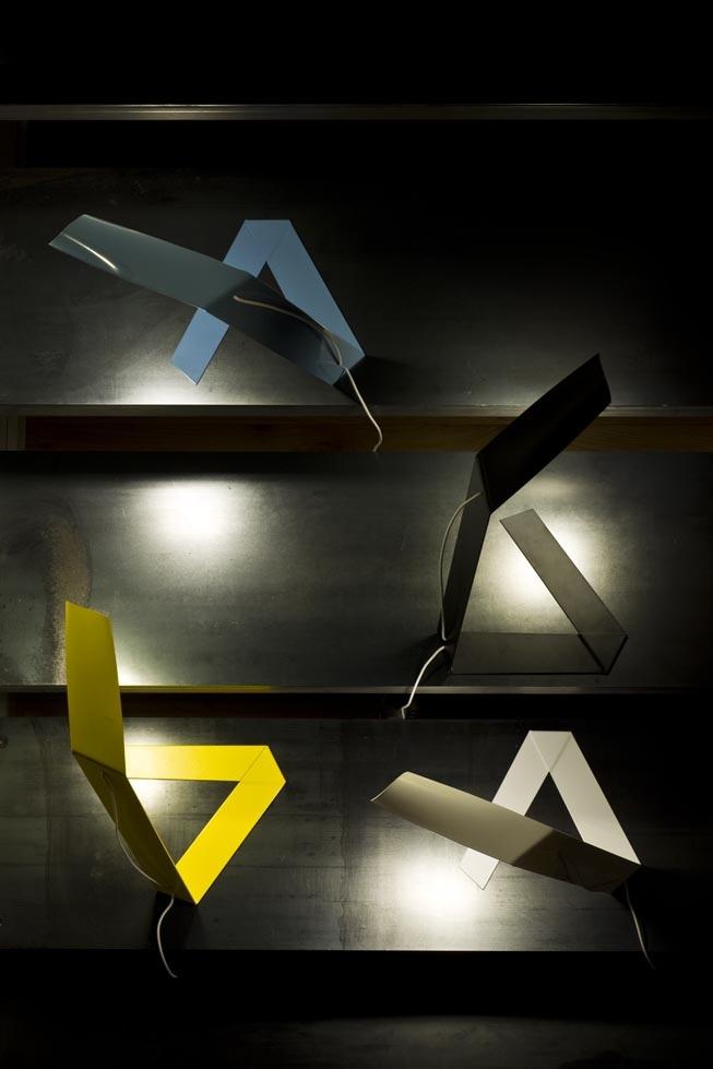 #Elle table #lamp by #Prandina for downward #light www.prandina.it