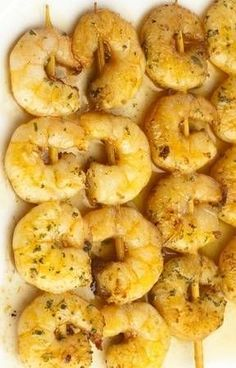 Unbelievable Garlic Butter Grilled Shrimp recipe. This is simply amazing. Make this right on your George Foreman Grill in no time and blow everyone away with how darn unbelievable it is.
