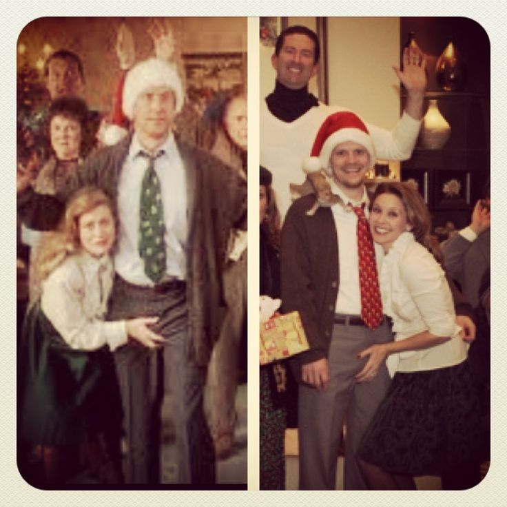 The Griswolds Christmas Vacation | costumes | Pinterest | Christmas ...