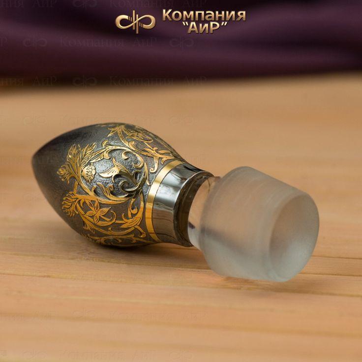 Графин для вина (Златоуст) - КОМПАНИЯ АИР
