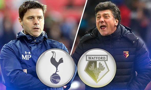 Tottenham v Watford LIVE blog: All the Premier League action from White Hart Lane