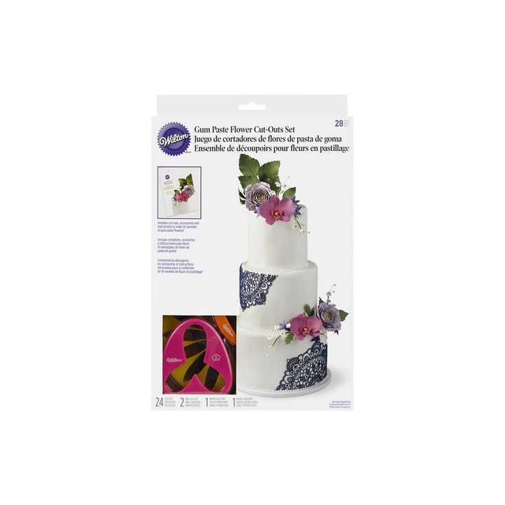 #Backformen #WILTON #WL2109-7987   Wilton 2109-7987  25-teiligWilton Ausstecher Set Blumen Fondant    Hier klicken, um weiterzulesen.  Ihr Onlineshop in #Zürich #Bern #Basel #Genf #St.Gallen