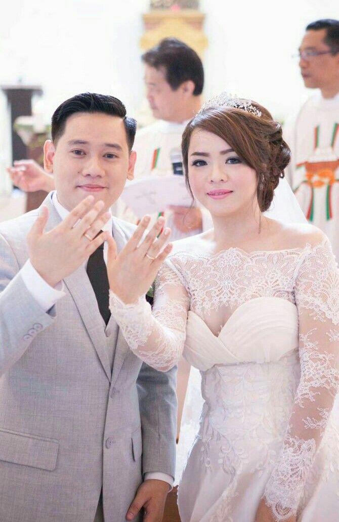 Wedding Ring by Ritz Jewelry Holymotrimony by iscinema Location FX Church Kuta Bali wedding destination