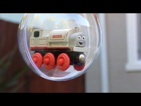 ▶ A Toy Train in Flight - YouTube