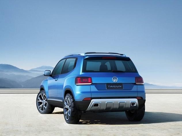 Volkswagen Taigun Three Cylinder SUV