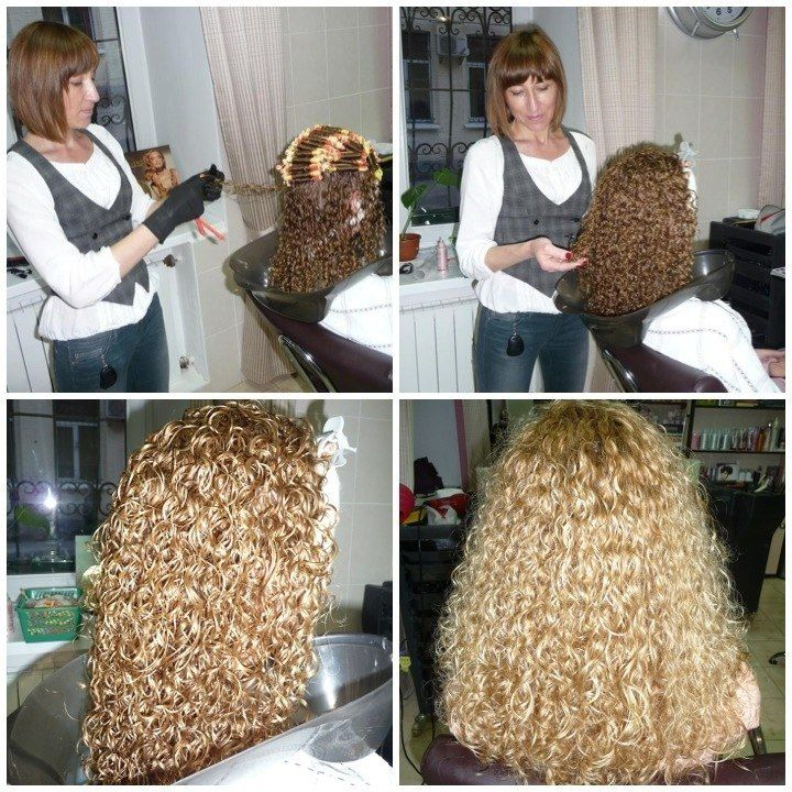 95 best images about hair salon bondage on pinterest for C curl perm salon vim