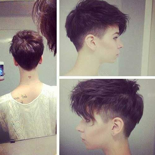 Pixie Haircut Back View | The Best Short Hairstyles for Women 2016