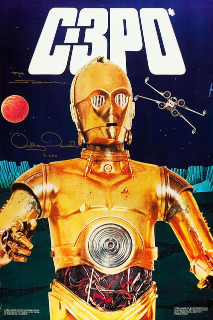 #starwars #movie #cereal #vintage #c3po