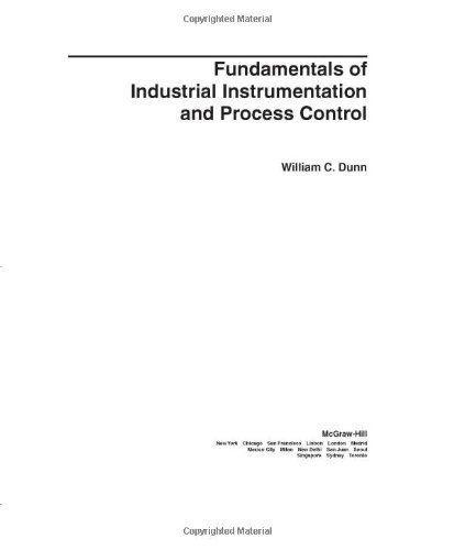 Instrumentation and Process Control PDF Book