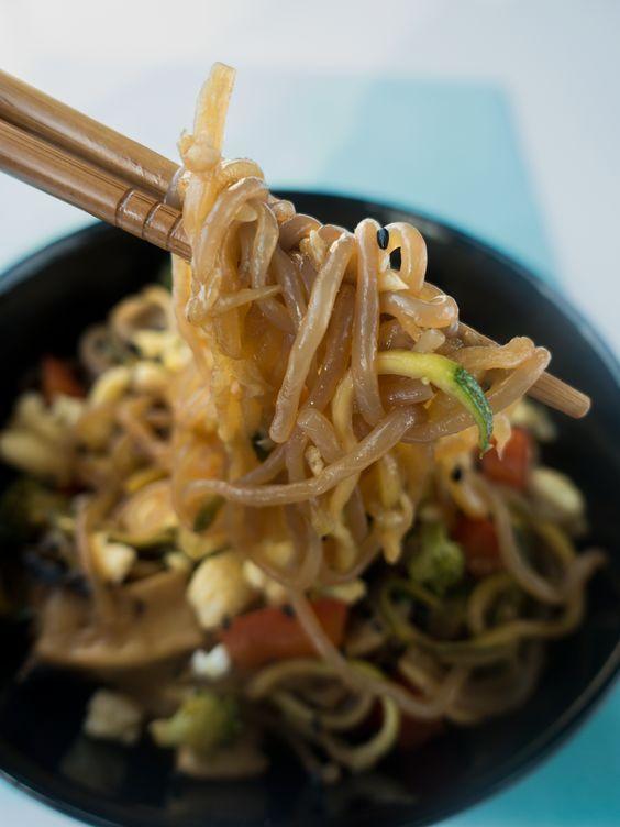 25 b sta recettes nouilles chinoises id erna p pinterest - Comment cuisiner des nouilles chinoises ...