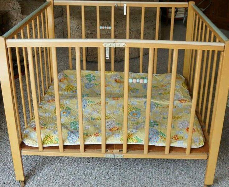 retro baby furniture. Playpen Antique Vintage Wooden Old Retro Crib Baby Child Infant Furniture