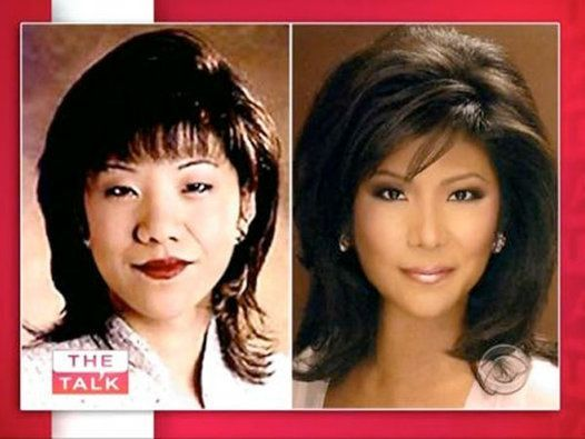 This Isn't the Conversation We Should Be Having About Julie Chen's Eyelid Surgery This Isn't the Conversation We Should Be Having About Julie Chen's Eyelid Surgery