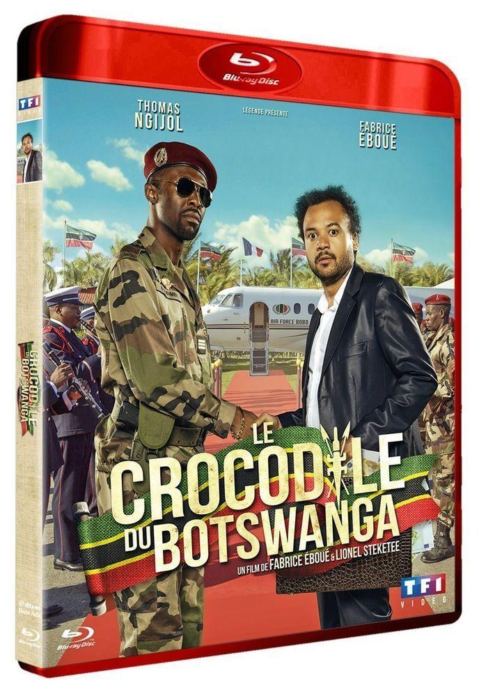 Le Crocodile du Botswanga en BLU-RAY - NEUF