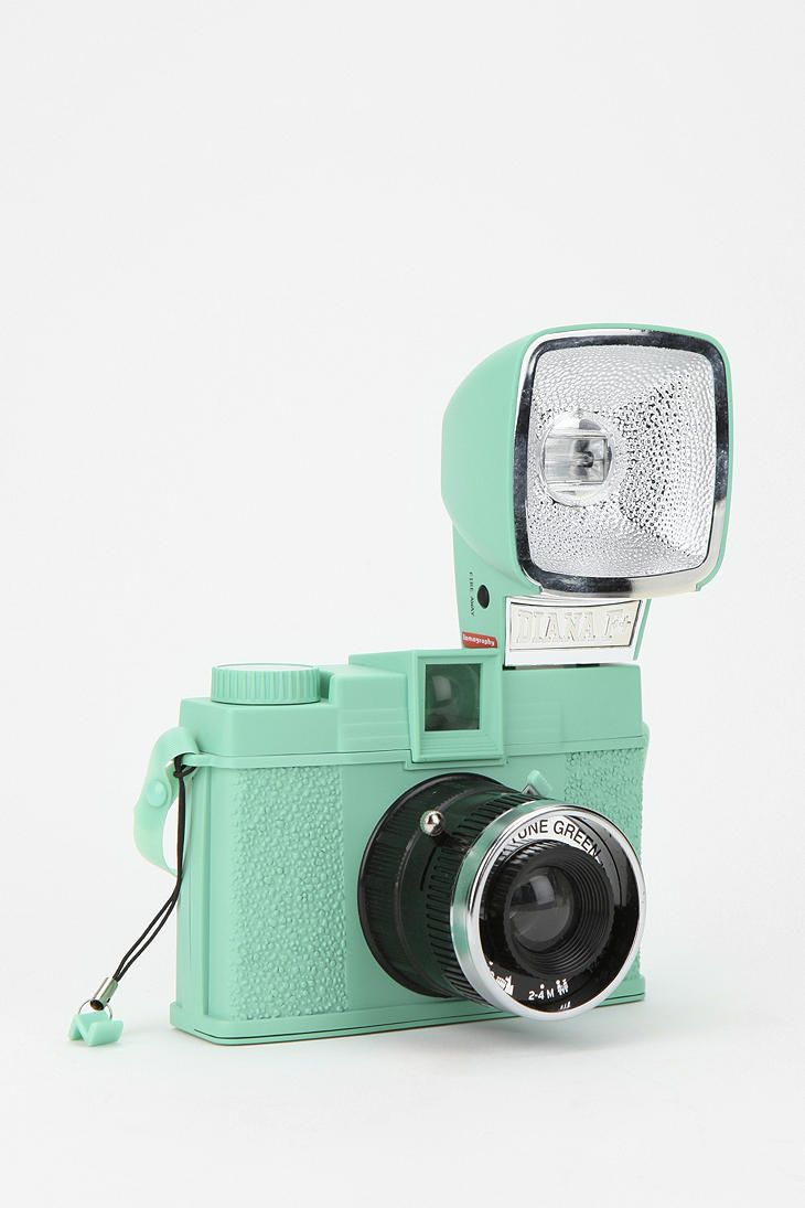 Lomography Diana F  Neptune 120mm Camera ,,,A Must. Takes beautiful artsy photos...maybe one day!