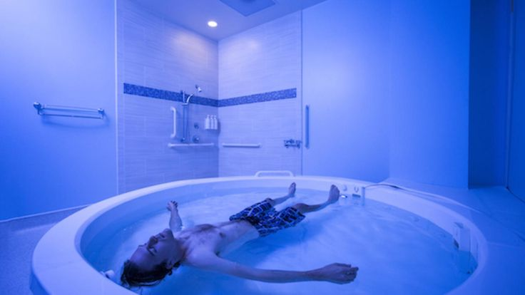People With Anxiety Find Relief in Sensory Deprivation Tanks - Tonic