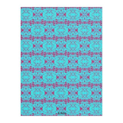 COUVERTURE 3TAILLES HORTENSIA FEERIQUE BLUE FLEECE BLANKET - home gifts cool custom diy cyo