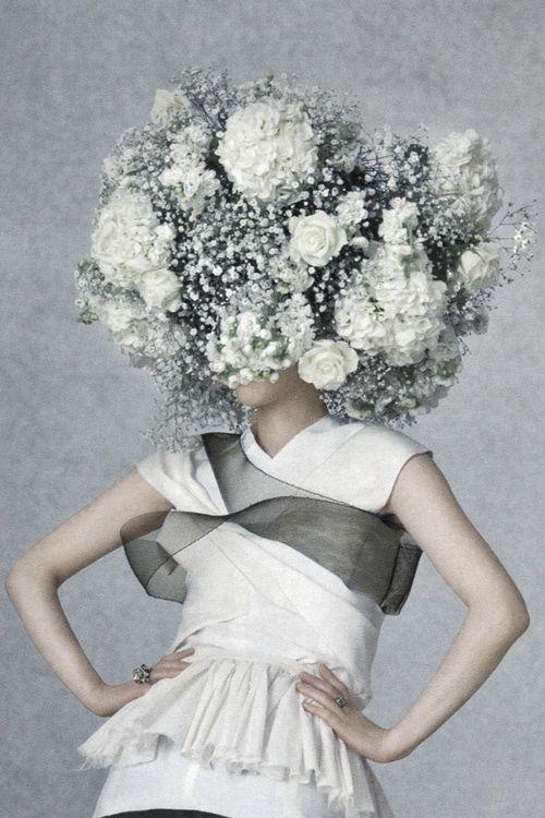 Miss Invisible byBon Chang Koo   Vogue Korea, April 2013.