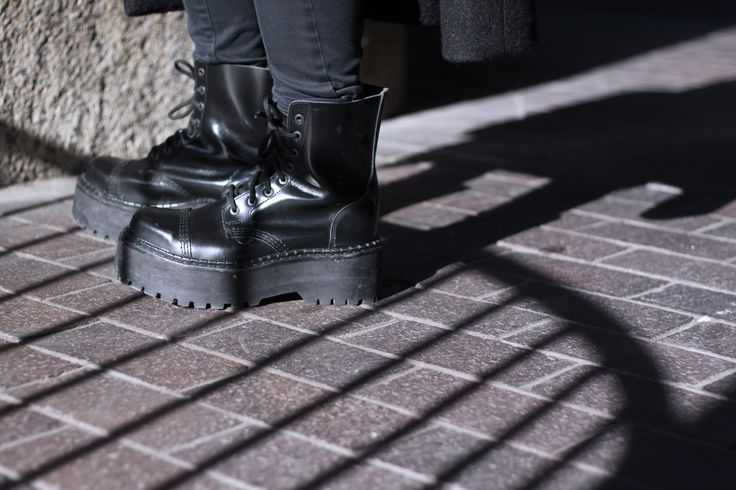 UNDERGROUND SHOES. The Steel Cap Boot.