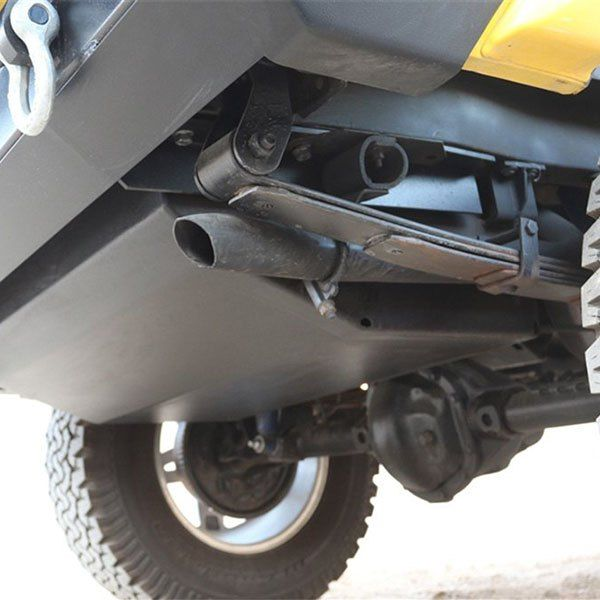 Rock Hard 4x4 Fuel Tank Skid Plate 4x4 Jeep Cherokee Xj Gas