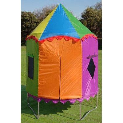 You'll love the Treehouse Trampoline Tent at Wayfair - Great Deals on all Toys  products with Free Shipping on most stuff, even the big stuff.