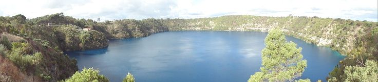 The Blue Lake by Miriyan on DeviantArt