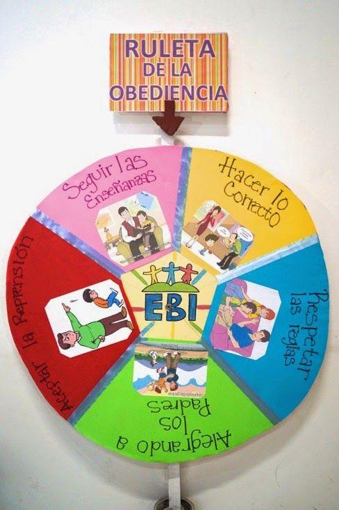 EBI México: Recurso: Ruleta de la obediencia                                                                                                                                                                                 Más