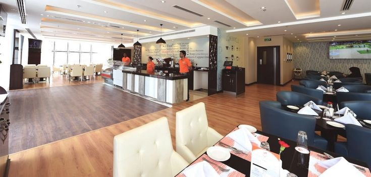 Orange Café, Bahrain's Latest Elite Culinary Destination.. Now Open for a Gastronomic Experience like None Other!