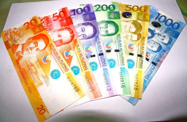 Philippine Peso wallpaper