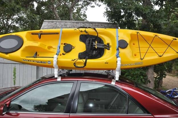 Best 25 Kayak Rack For Truck Ideas On Pinterest Kayak
