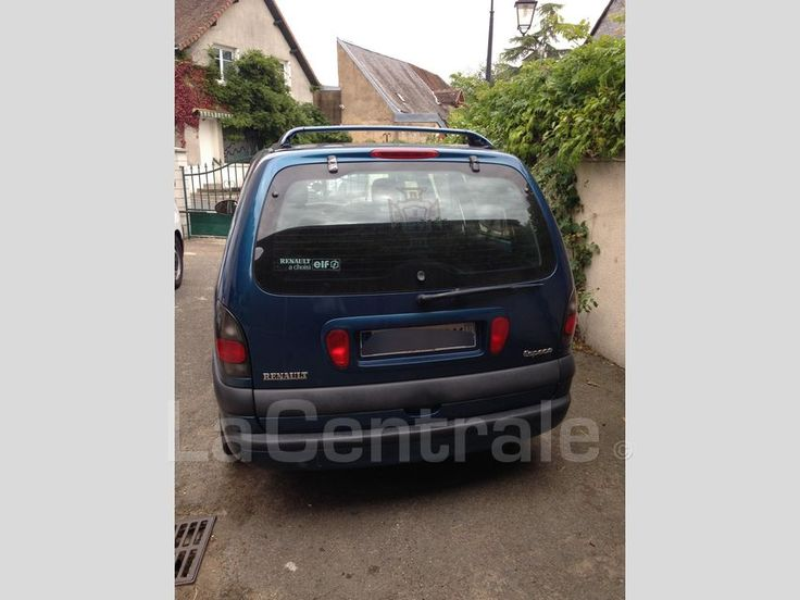 RENAULT GRAND ESPACE III 2.2 DCI 130 EXPRESSION 2001 Diesel occasion - Indre-et-Loire 37