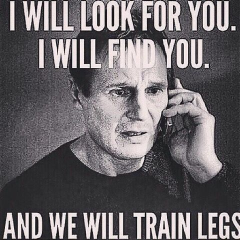 When your gym partner skips out on you