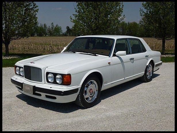 1996 Bentley Turbo R | Mecum Auctions not sold; high bid of $27,000