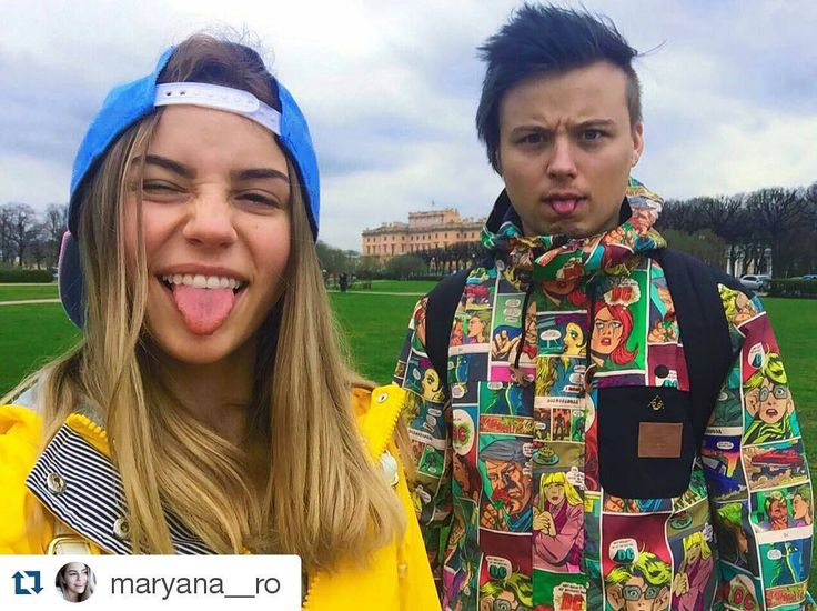 #Repost @maryana__ro with @repostapp   #марьянаро #ивангай more celebrities on http://starspages.ru