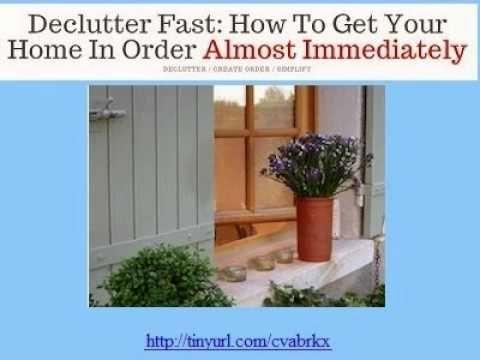 59 best declutter images on pinterest declutter organization de clutter fastdeclutter fast fed up of the clutter declutter fast sciox Images