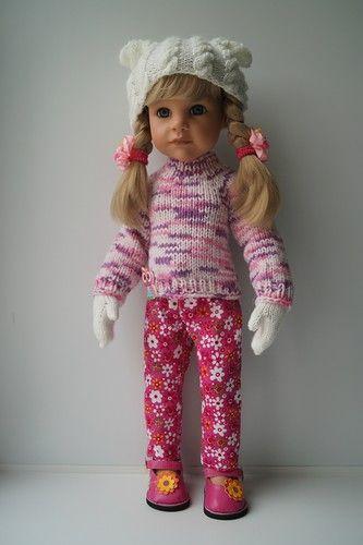 Три плодотворных вечера / Одежда и обувь для кукол - своими руками и не только / Бэйбики. Куклы фото. Одежда для кукол