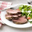 Peppered Beef Tenderloin Roast
