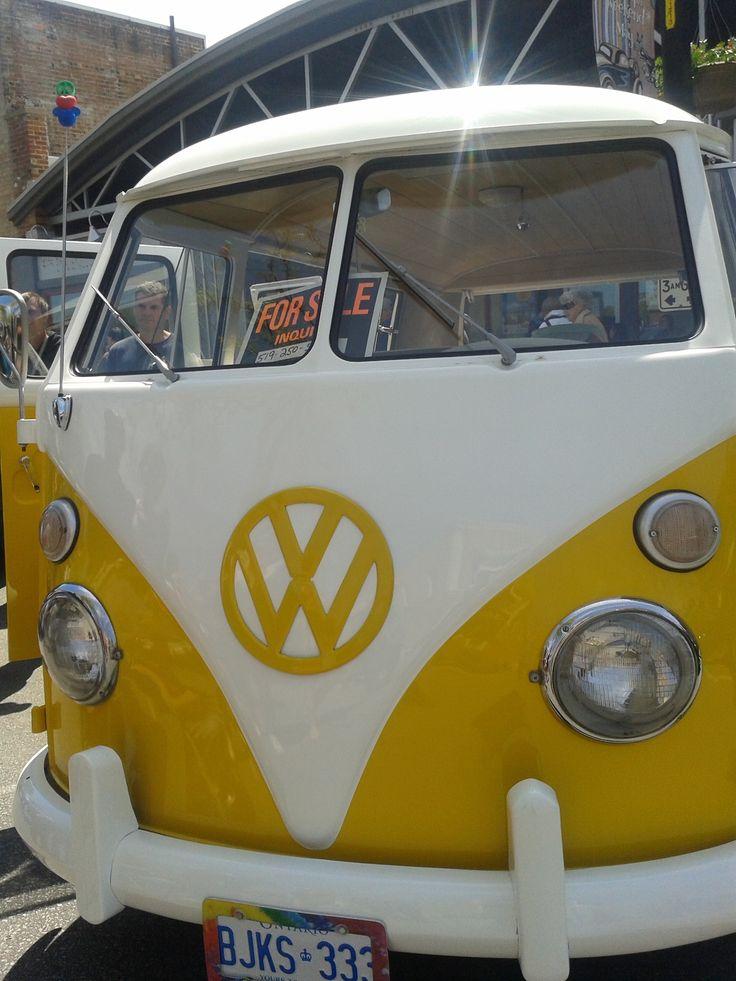 I would soooo drive this.  #Volkswagen Van