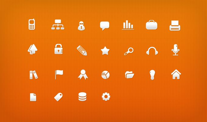 Business Icon Set - 365psd