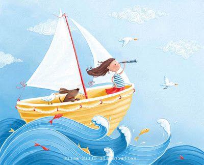 Elina Ellis Illustration: My illustrations